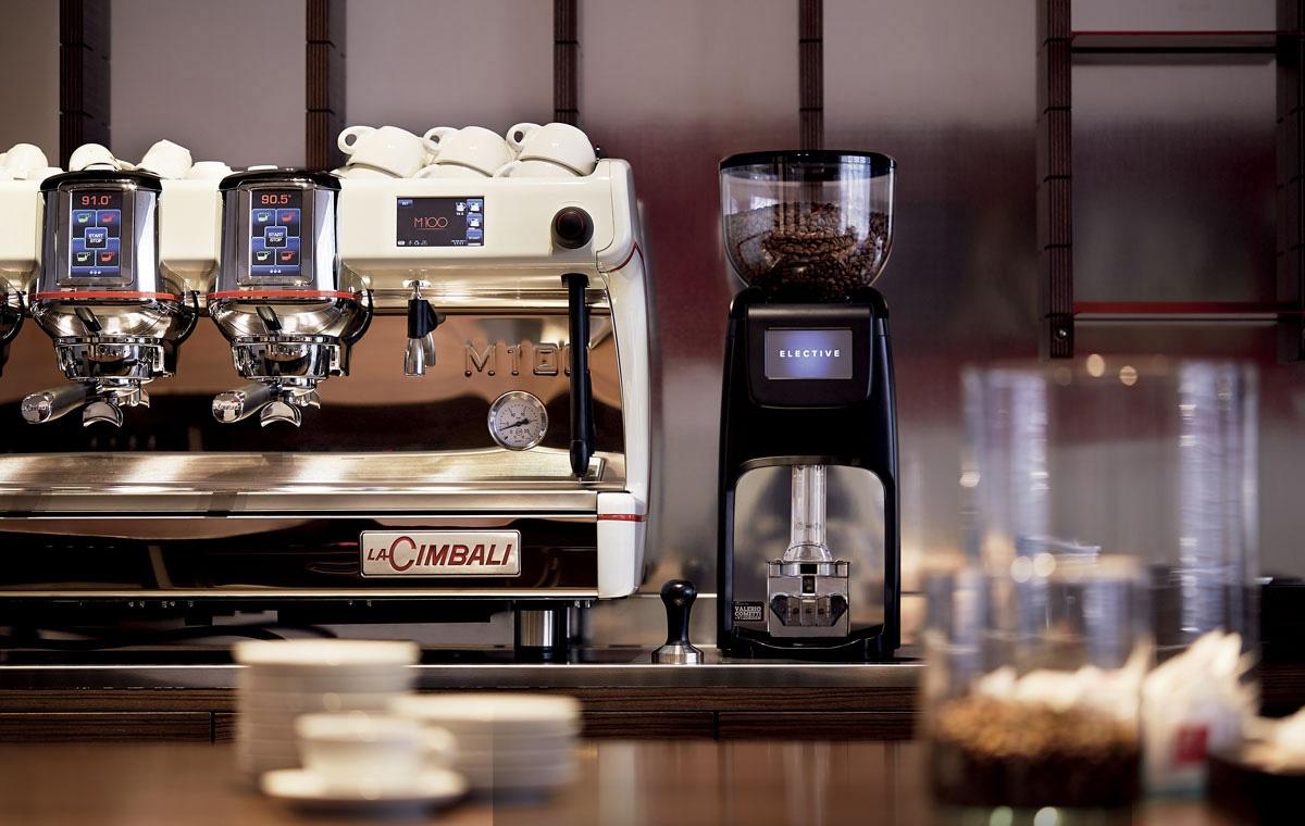 Macchine per da caffè e cappuccino per Macchine bar   La Cimbali f96853